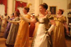 Jane Austen Dance Party, Winchester Guildhall, 8...