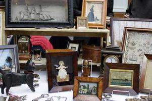 Adams Antiques Fairs at the Royal Horticultural Hall