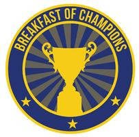 February Breakfast of Champions