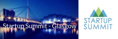 Startup Summit, Glasgow
