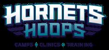 Hornets Hoops logo