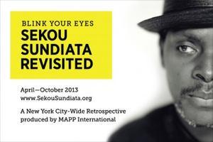 BLINK YOUR EYES: Sekou Sundiata Revisited -...