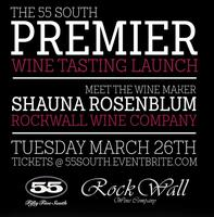 The 55 South Premier Wine Tasting Launch