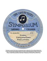 The Barnard College and Columbia University Blues Sympo...