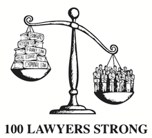 100 LAWYERS STRONG: Legal Meet & Greet and Members'...