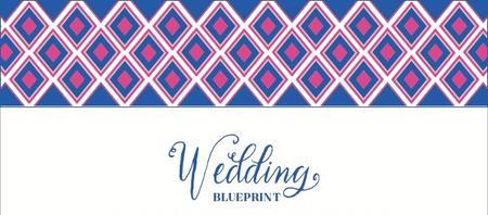 The Wedding Blue Print