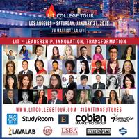 "LIT College Tour Los Angeles ""Igniting Futures"""