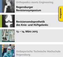 """Symposium: """"Orthopedics meets Engineering"""" –..."""