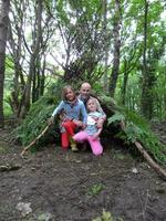 Fathers Day Den Building