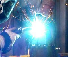 MIG welding w/ Gaylen