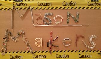 Mason Makers - Take it and Break it Day