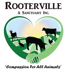 Rooterville, A Sanctuary Inc. logo
