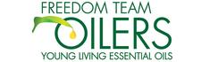 Freedom Team Oilers - Jenn Staib logo