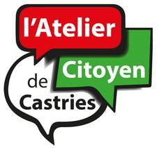 L'atelier Citoyen de Castries logo