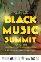 Black Music Summit 2015: City of Music Roadshow