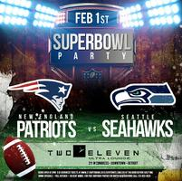 Superbowl Watch Party Sunday, February 1st 5P-2A at...
