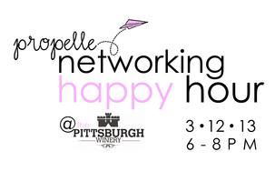 Propelle March Networking Happy Hour!
