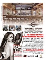 The Ultimate DAY PARTY at Wasted Grain with DJ DRAMA &...
