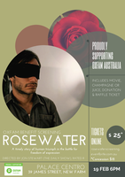 QLD COMMITTEE FOR OXFAM AUSTRALIA: ROSEWATER OPENING...