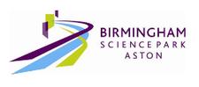 Birmingham Science Park Aston logo