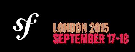 SymfonyLive London 2015