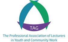 TAG: The Professional Association of Lecturers in Youth and Community Work logo