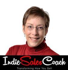 Lin Schussler-Williams, IndieSalesCoach logo