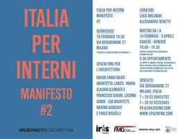 ITALIA PER INTERNI. MANIFESTO #2