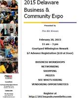 2015 Delaware Business & Community Expo