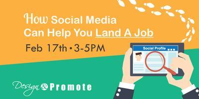 How Social Media Can Help You Land A Job