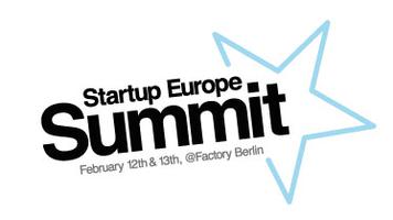 Startup Europe Summit 2015