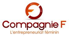Compagnie F, Entrepreneurship pour femmes en collaboration avec Les Internettes  logo