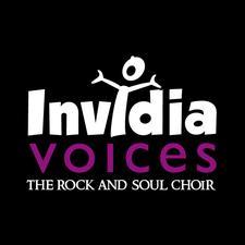 Invidia Voices - The Rock & Soul Choir logo