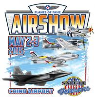 Planes of Fame Air Show May 2 & 3, 2015