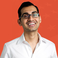 Neil Patel, Co-founder & VP of Marketing of...