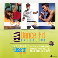 2nd Annual CIAA Dance Fitness Explosion