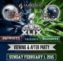 Super Bowl Sunday Bash at Fahrenheit