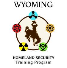 Wyoming Homeland Security Training Program logo