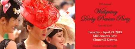 Wellspring 15th Annual Derby Preview Party