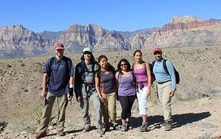 Red Rocks - Rock Climbing & Hiking