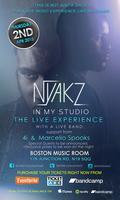 Nyakz - In My Studio - The live Experience - Concert