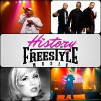 HISTORY OF FREESTYLE MUSIC