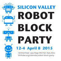 Silicon Valley Robot Block Party 2015