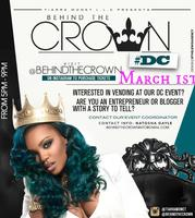 Behind The Crown #DC