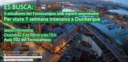 Sessió Informativa IntEntSem (International...