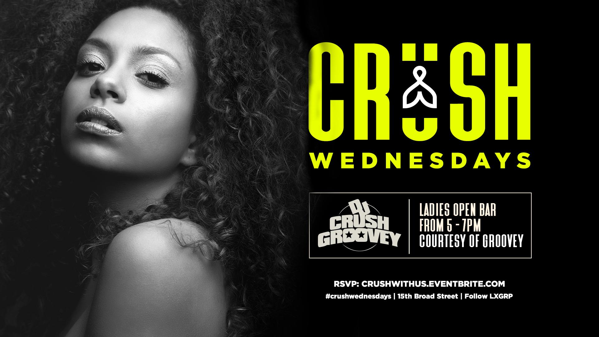 LXGRP Presents: Crush Wednesdays