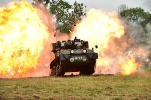 TANKS, TRUCKS AND FIREPOWER SHOW 2015
