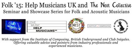 Folk '15 Help Musicians UK and the Nest Collective...