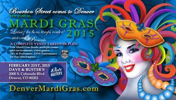 5th Annual Denver Mardi Gras