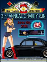 Aircooled Anarchy 3rd Annual Charity Poker Run